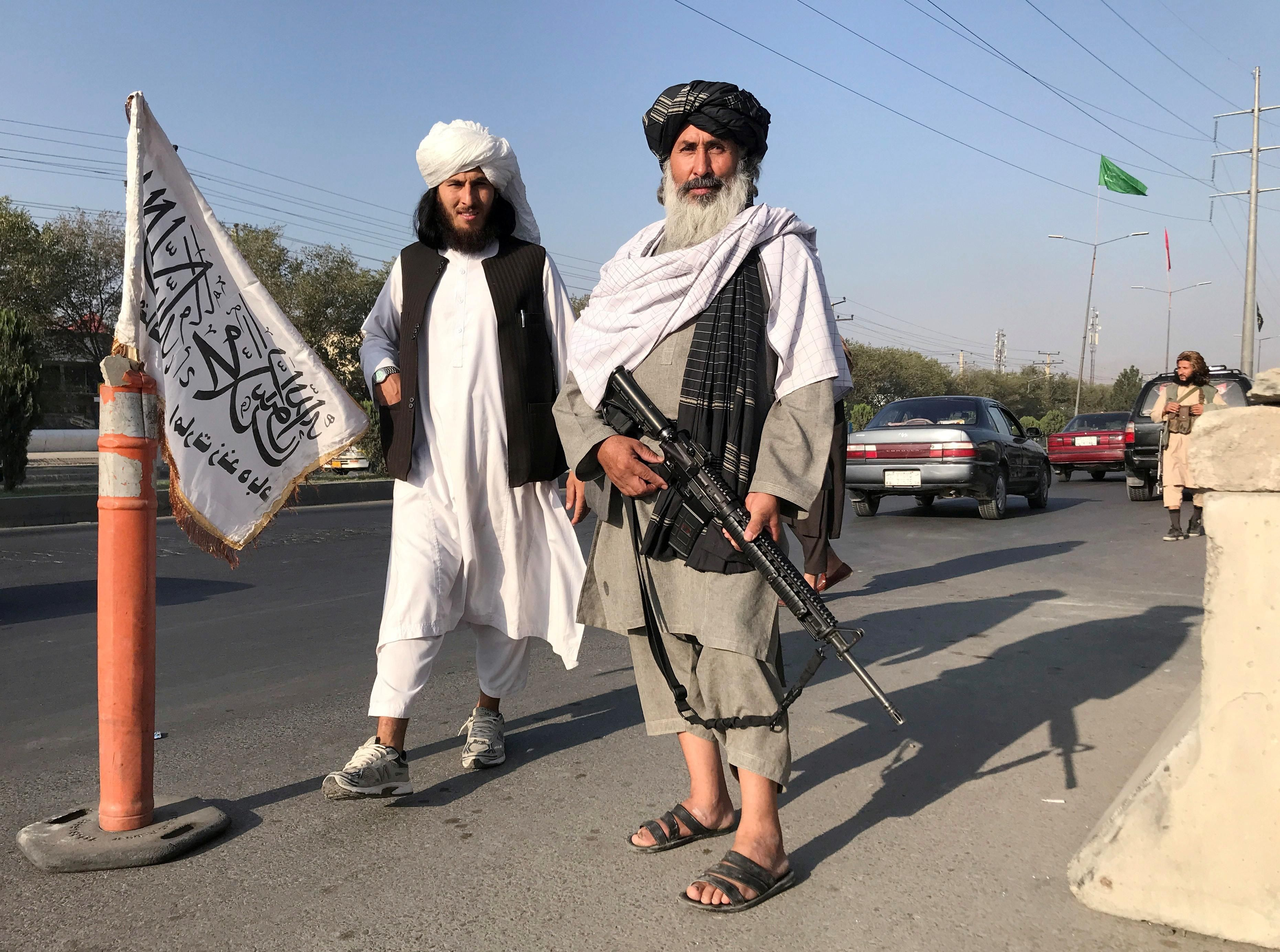 Who'll keep the peace in Afghanistan?
