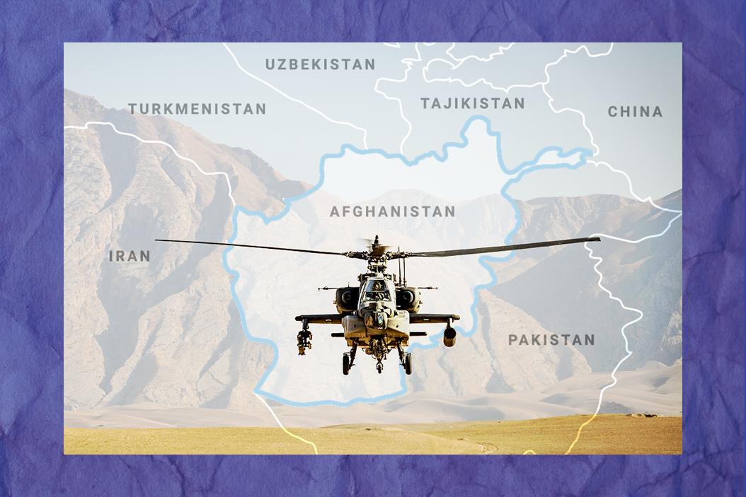Afghanistan's neighbors on edge
