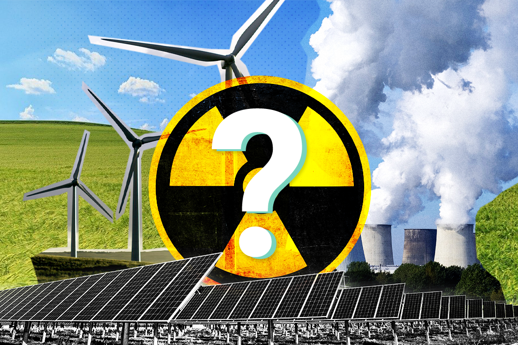 After Fukushima, can nuclear power actually help save the planet?