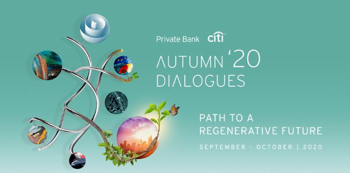 Autumn ;'20 Dialogues: Path to a Regenerative Future   September - October 2020