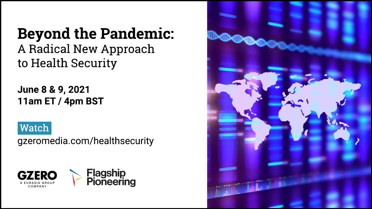 Beyond the Pandemic: A Radical New Approach to Health Security
