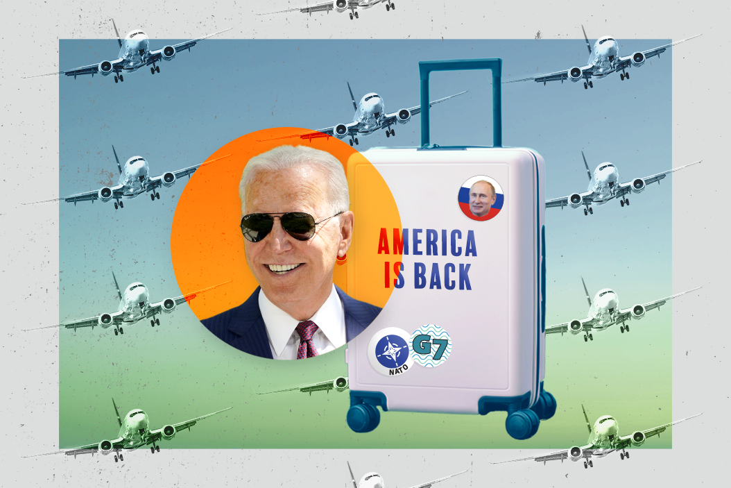 """Biden goes to Europe, but is America really """"back""""?"""