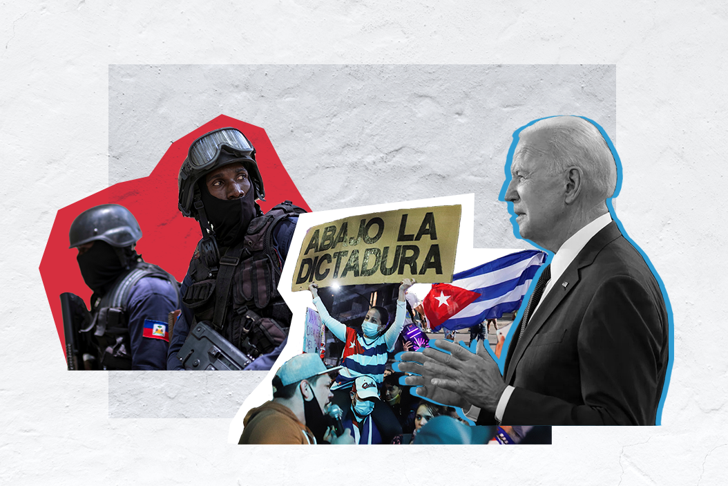 Biden's Caribbean surprises