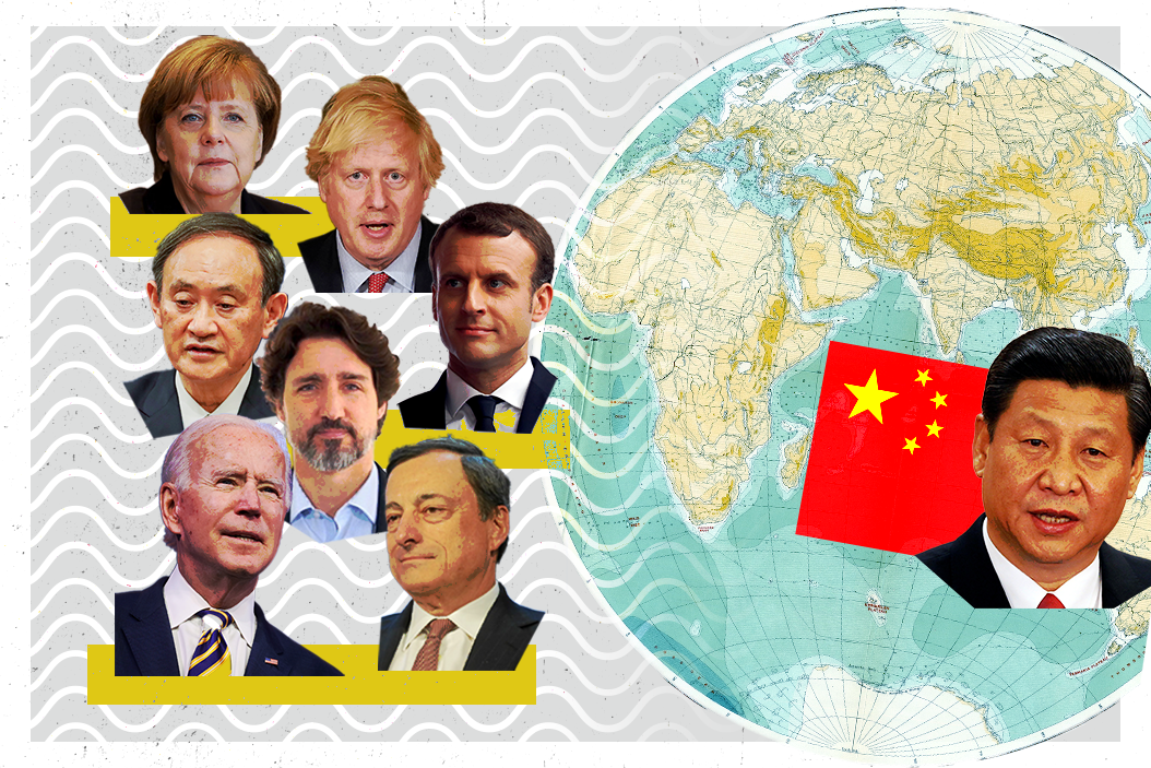 Can the G7 really build back the world better than China?