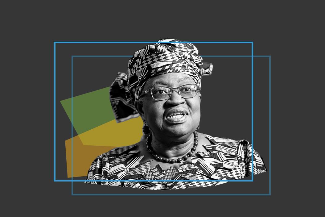 Director General of the World Trade Organization Ngozi Okonjo-Iweala
