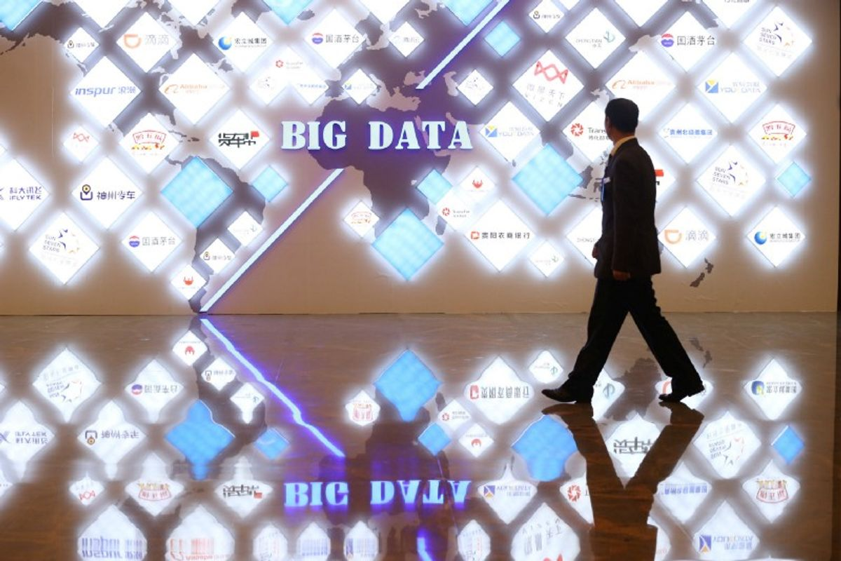 The Big Battle Over Big Data