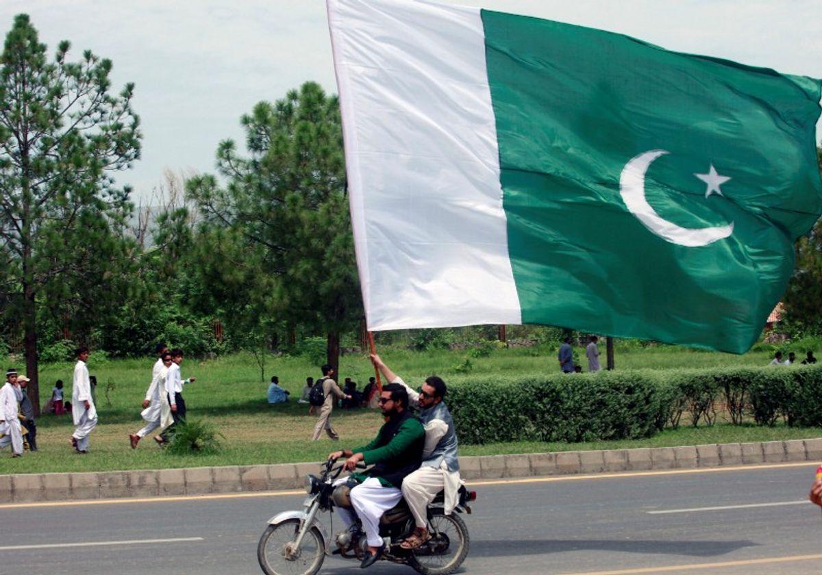 The Pakistan Triangle