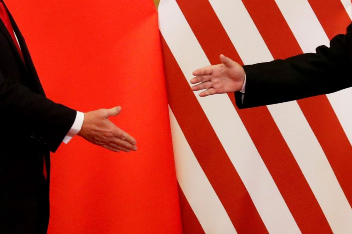 America First Meets China, Inc.
