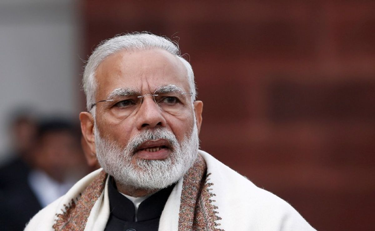 Modi's Electrifying Promise