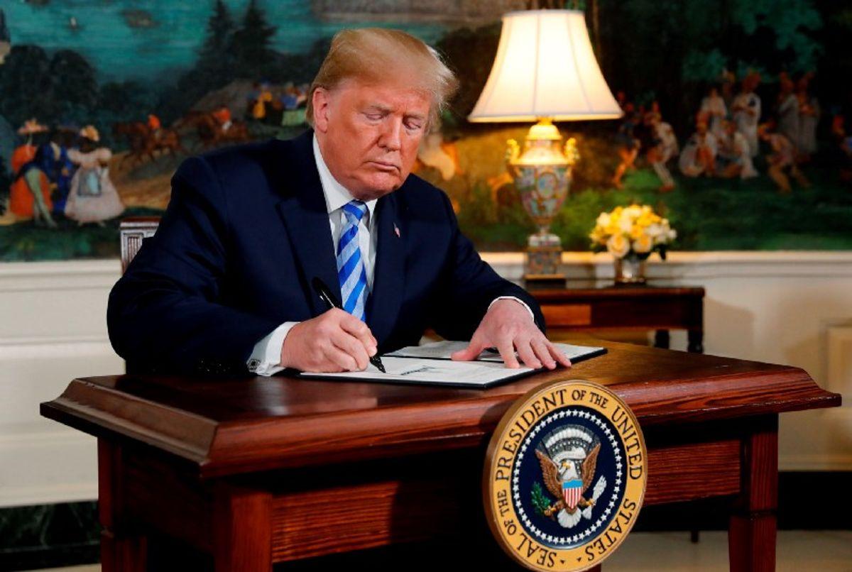 Iran: Trump Card