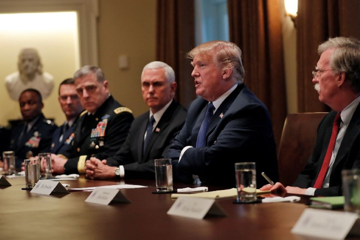 Trump Should Be Guided by Foreign Policy Experts?
