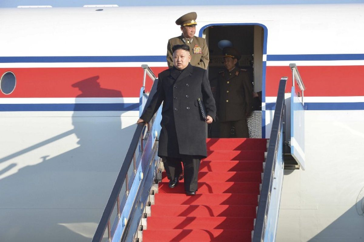 What the Story Tells You: Pyongyang Airplane Edition