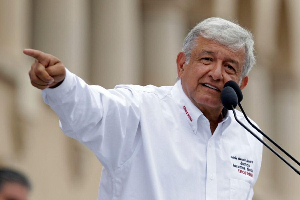 WHO IS AMLO?