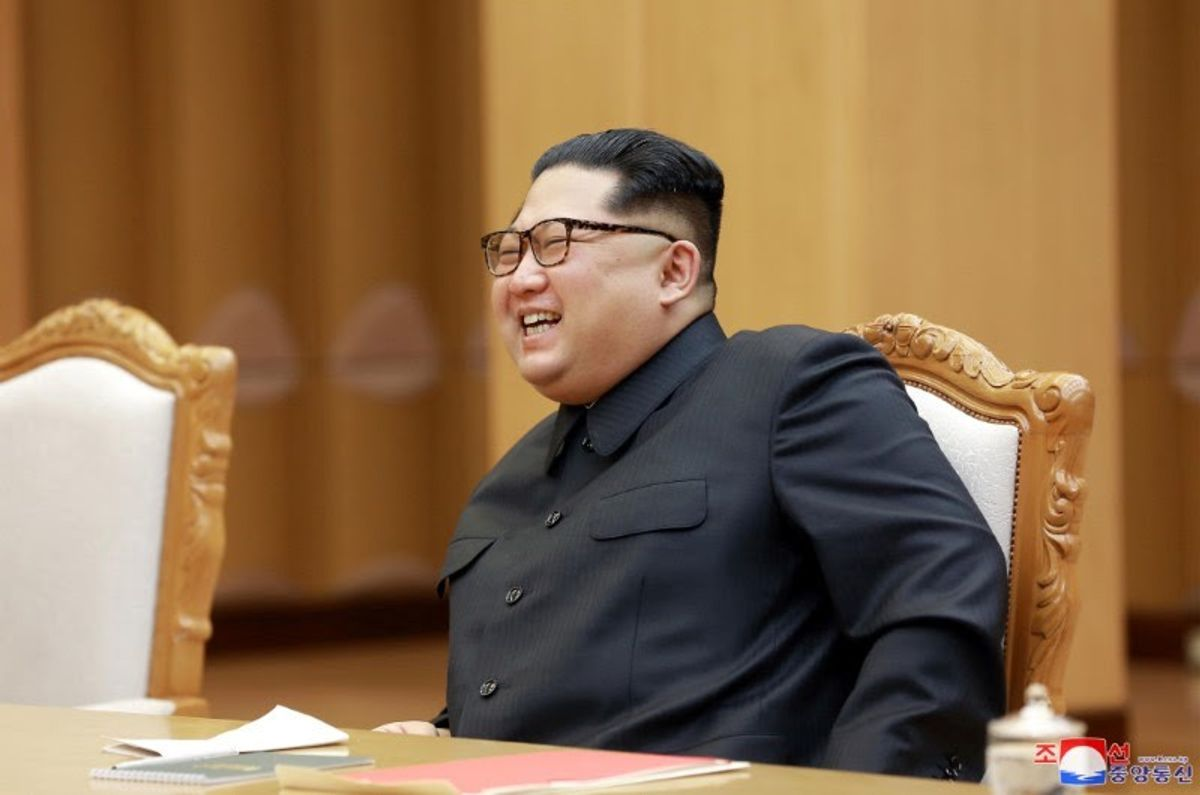 North Korea's Wildly Inflated Blowup