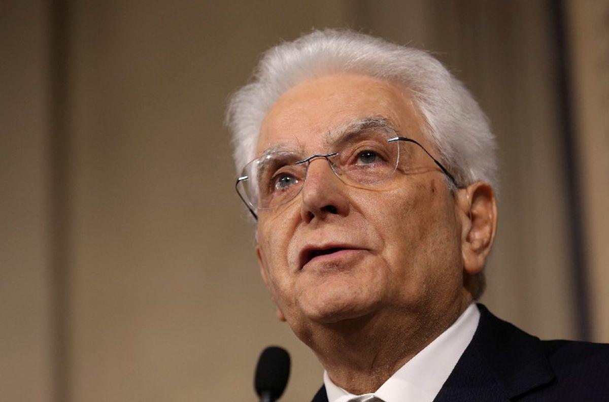 Italy: Mattarella's Risky Move
