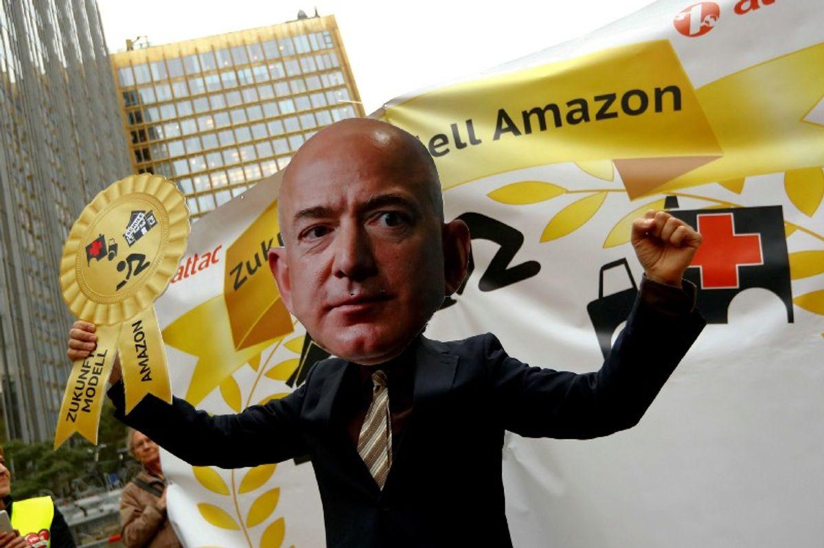 Amazon, AI, and the ACLU