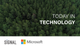 How Microsoft Is Looking to the Past to Help Shape the Future
