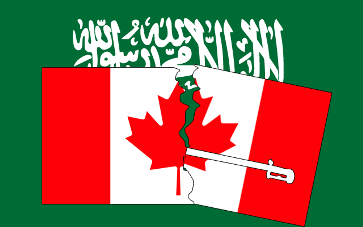 Blame Canada! The Kingdom Lashes Out