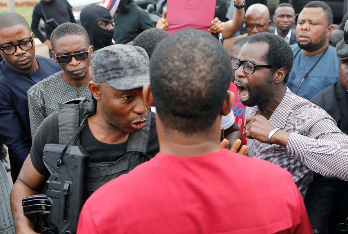 Intrigue and Anger in Nigeria