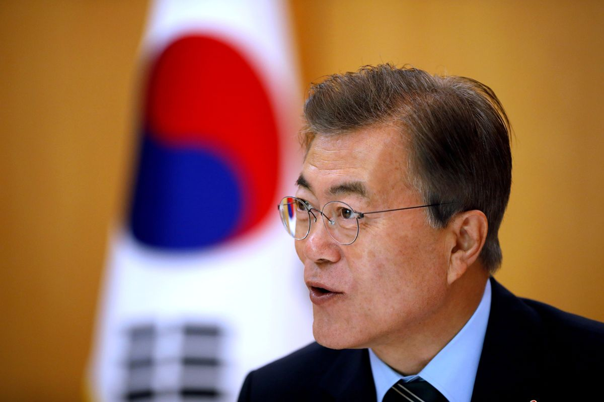 Moon In The Middle: Another Koreas Summit
