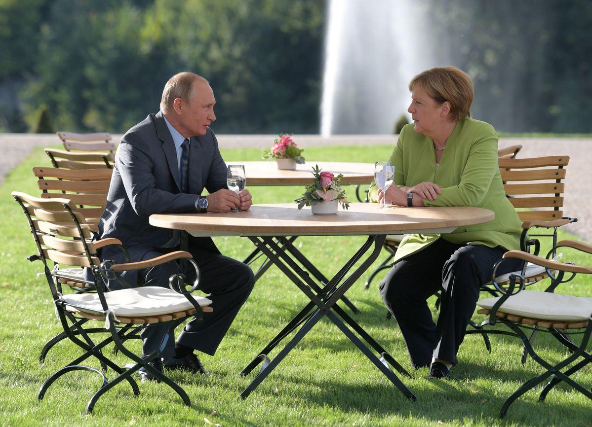 Germany's Praktisch Foreign Policy