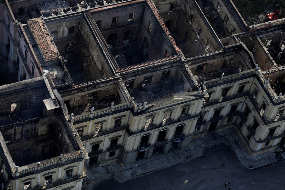 Politics In Flames: Brazil's Museum Fire