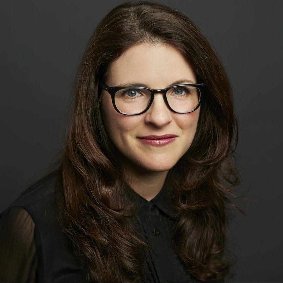 Alexsandra Sanford, Chief Executive Officer of GZERO Media