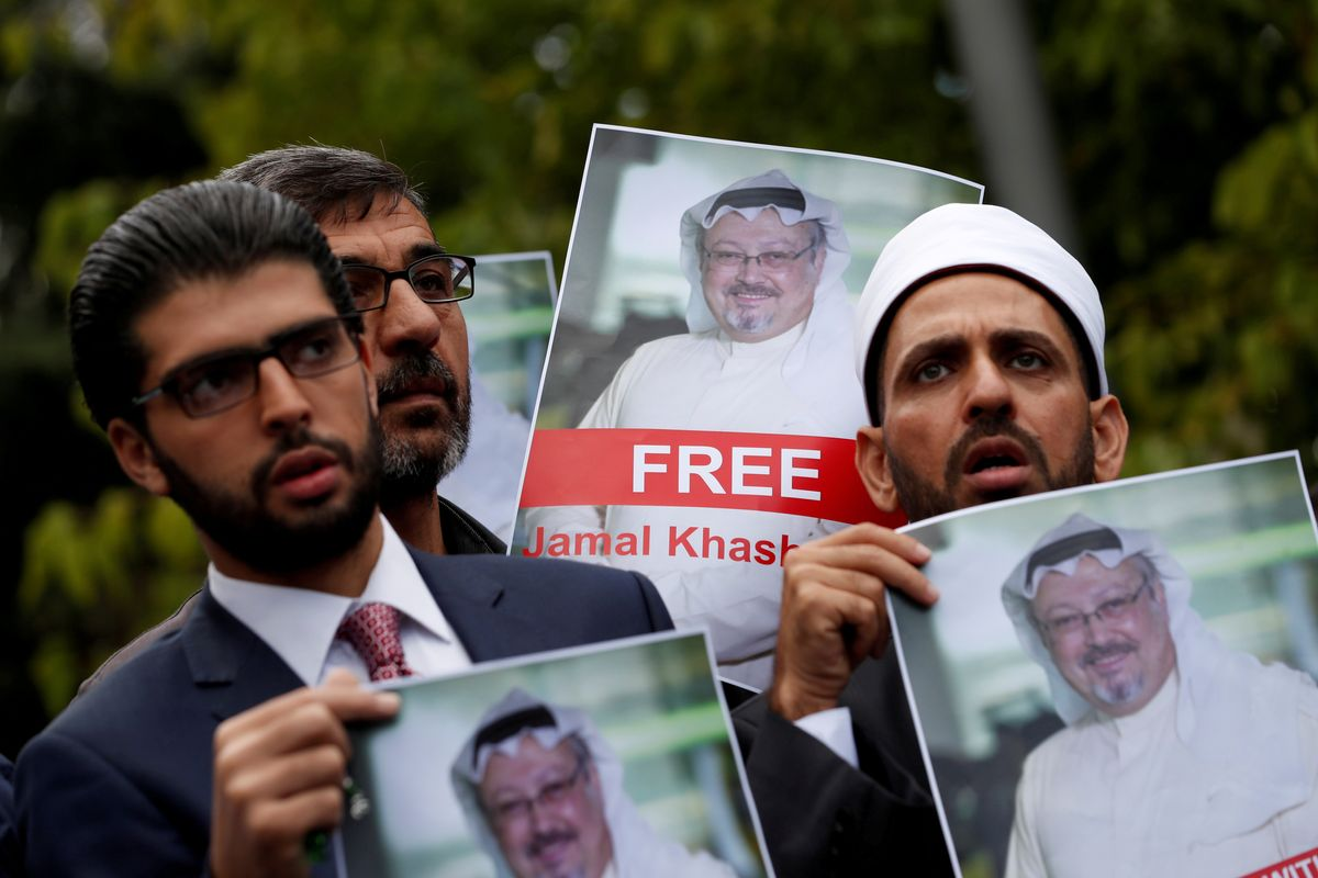 KHASHOGGI UPDATE: SAUDIS ADMIT IT, SORT OF