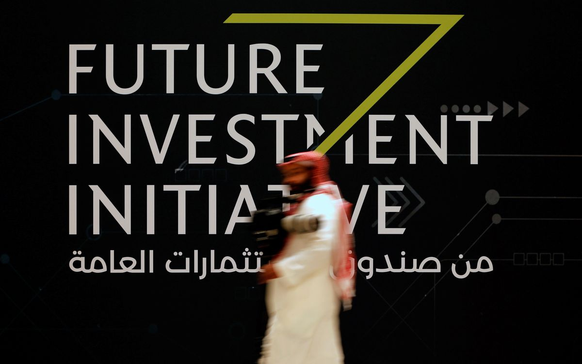 DENIAL IN THE DESERT: SAUDI ARABIA'S INVESTMENT CONFERENCE