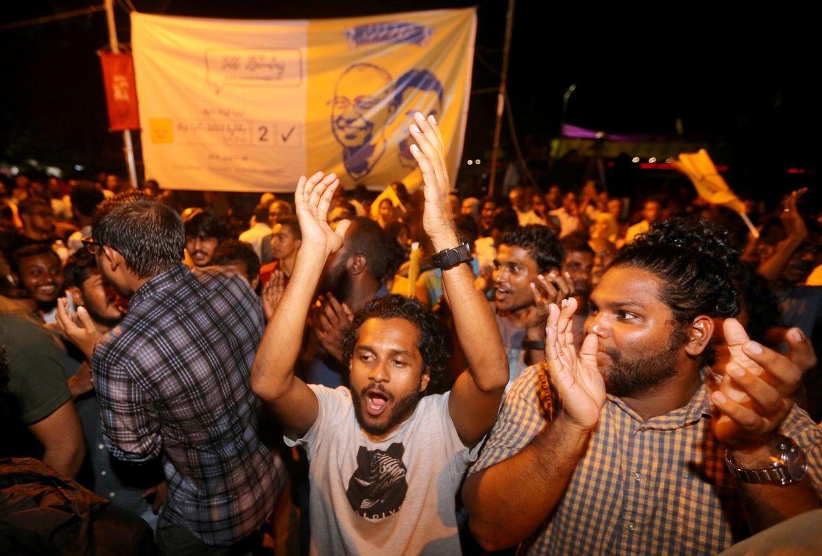 SMALL COUNTRY, BIG STORY: MALDIVES EDITION, VOL. 2