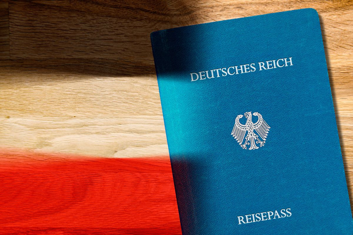 OFF THE GRID: GERMANY'S REICHSBURGER MOVEMENT