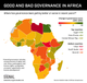 THE GRAPHIC TRUTH: GOOD AND BAD GOVERNANCE IN AFRICA