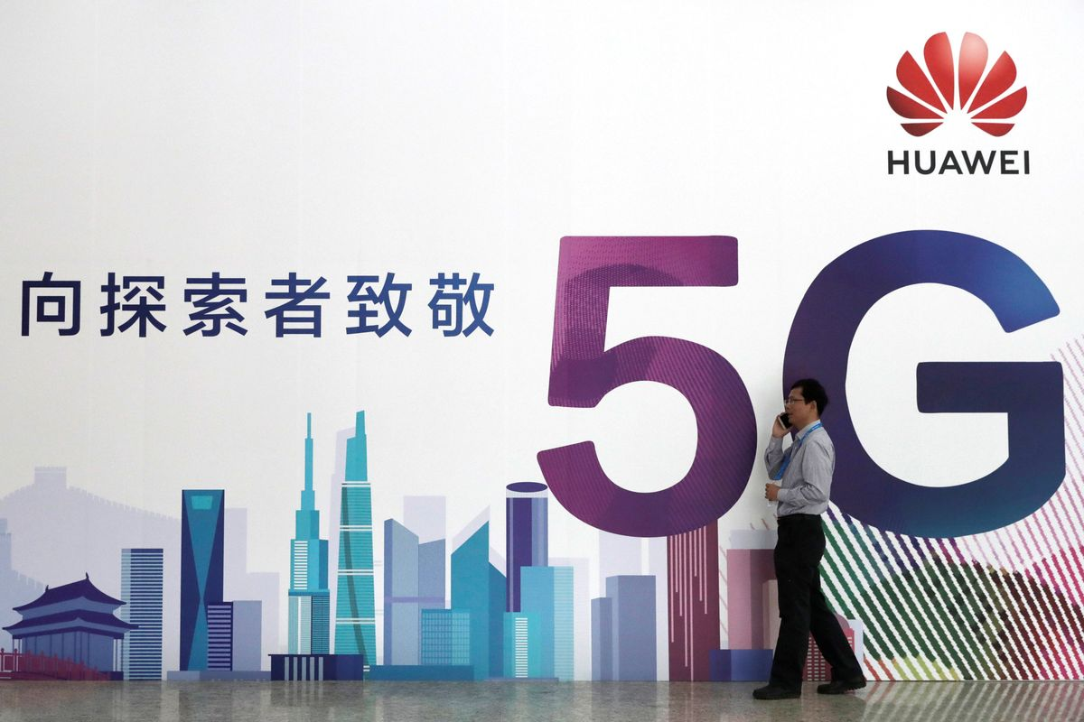 WE NEED TO TALK ABOUT THE GEOPOLITICS OF 5G