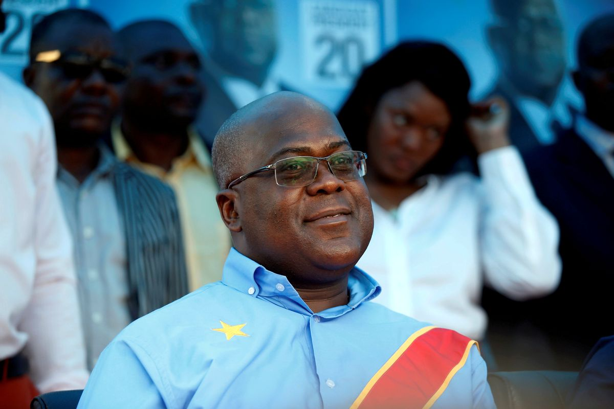 You Say You Want A Revolution:DR Congo