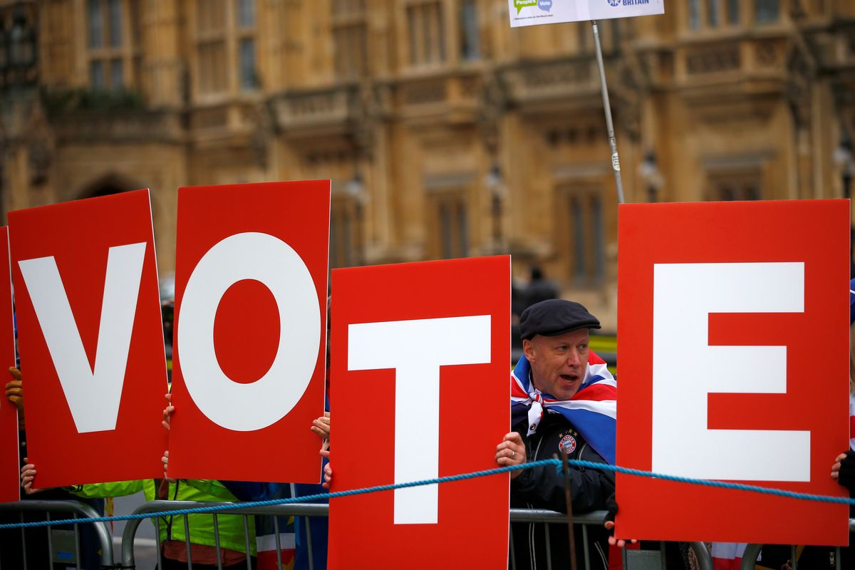 A Second Brexit Vote?
