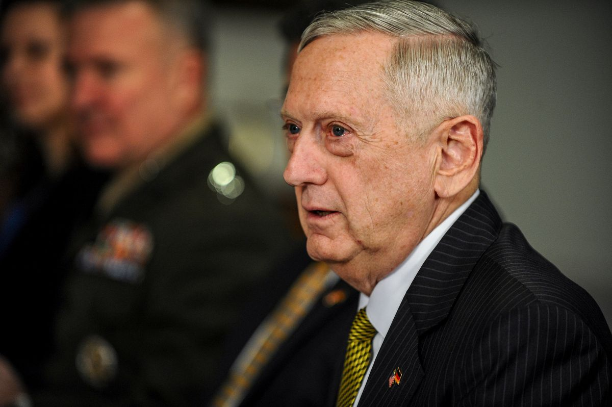 The Last Word From James Mattis