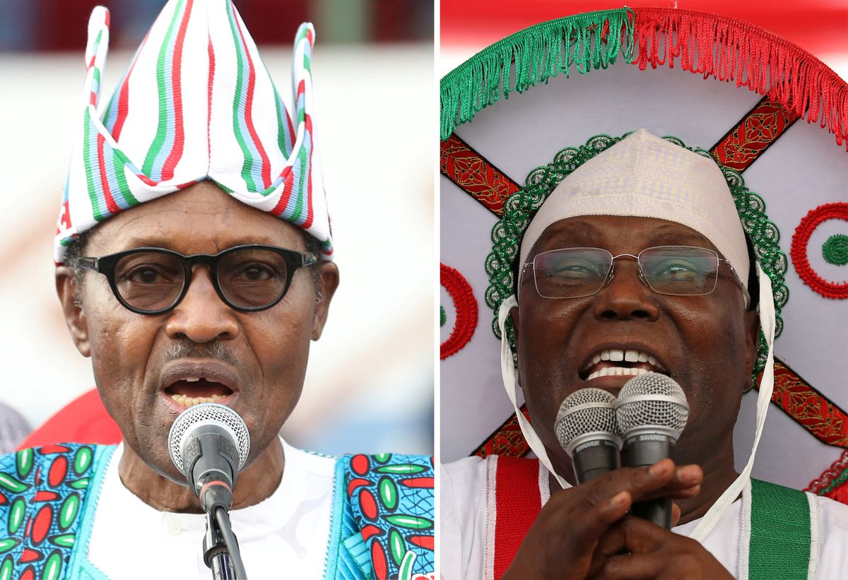 Nigeria's election: mediocrity with a chance of mayhem