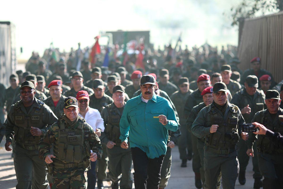 The Endgame In Venezuela