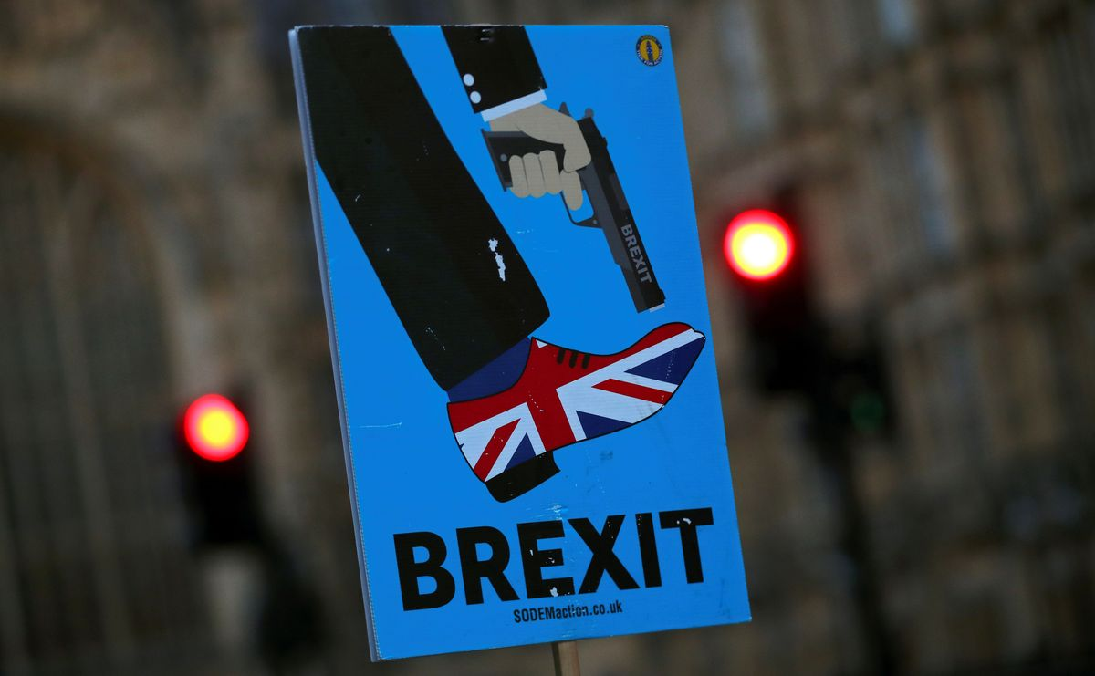 A Baffling Brexit Week (in Brief)