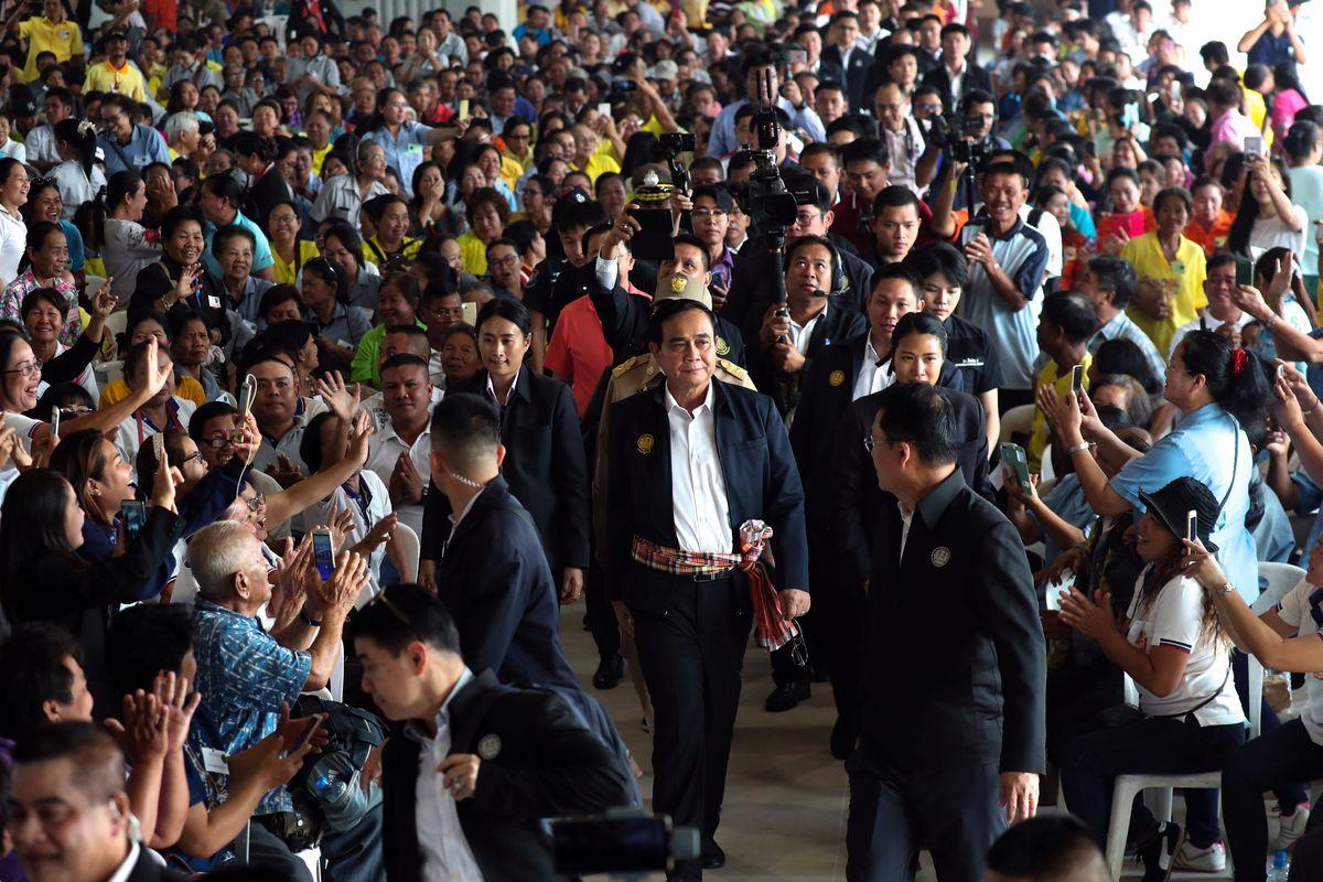Ten Ways To Rig A Democracy: Thailand Edition