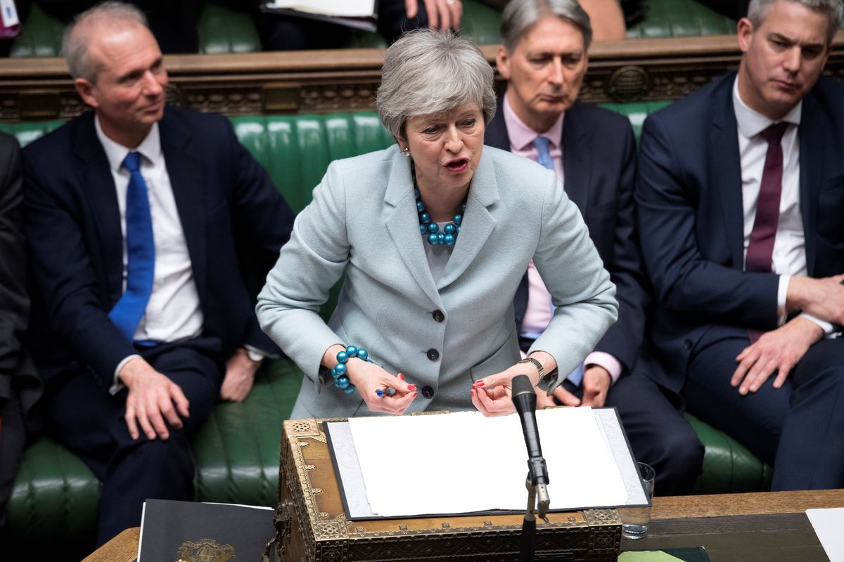BREXIT: THE END OF THE ANGUISH?