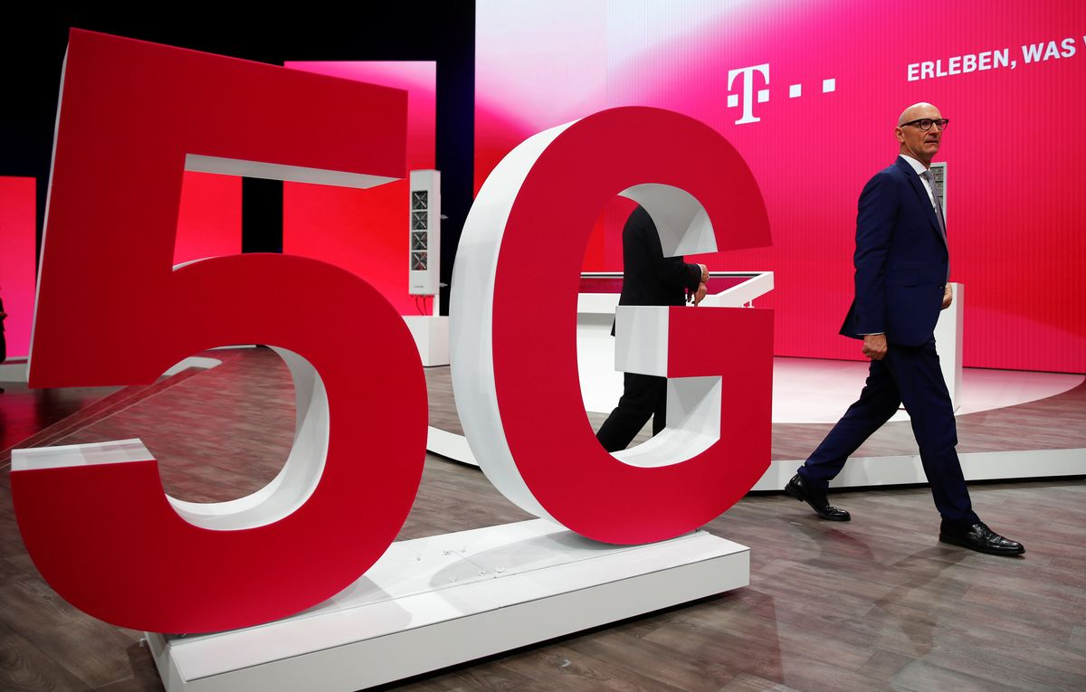 The Race for 5G