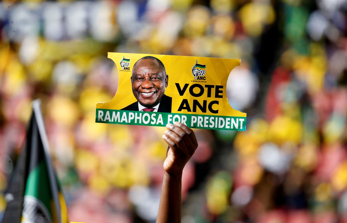 South Africa Heads to the Polls