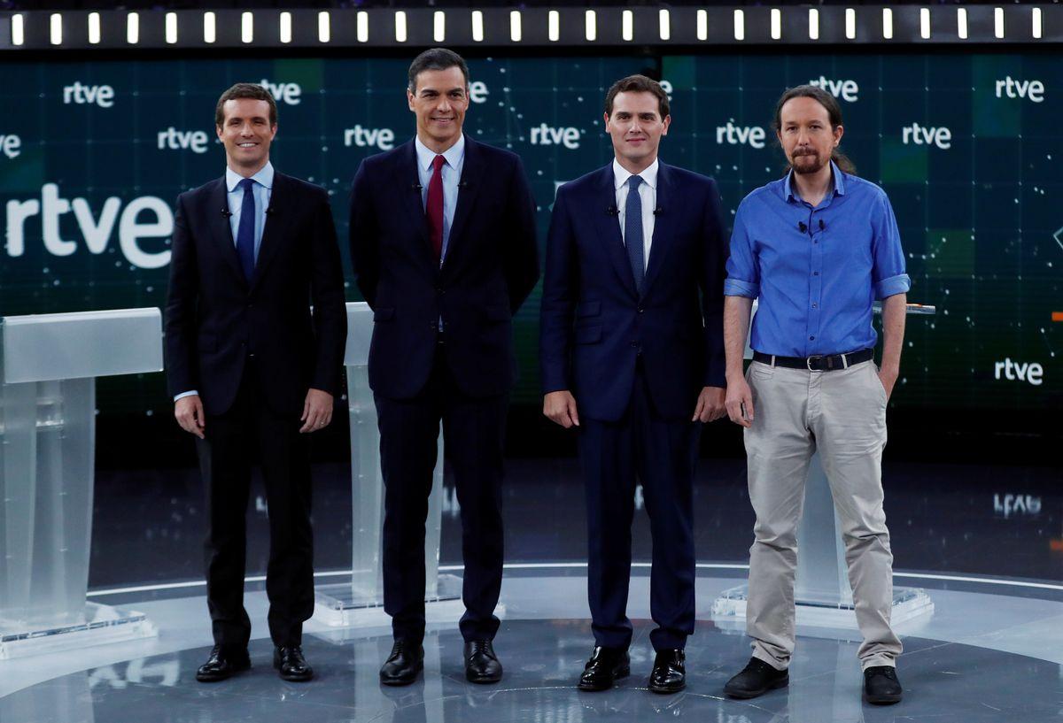 Spain's Election Showdown
