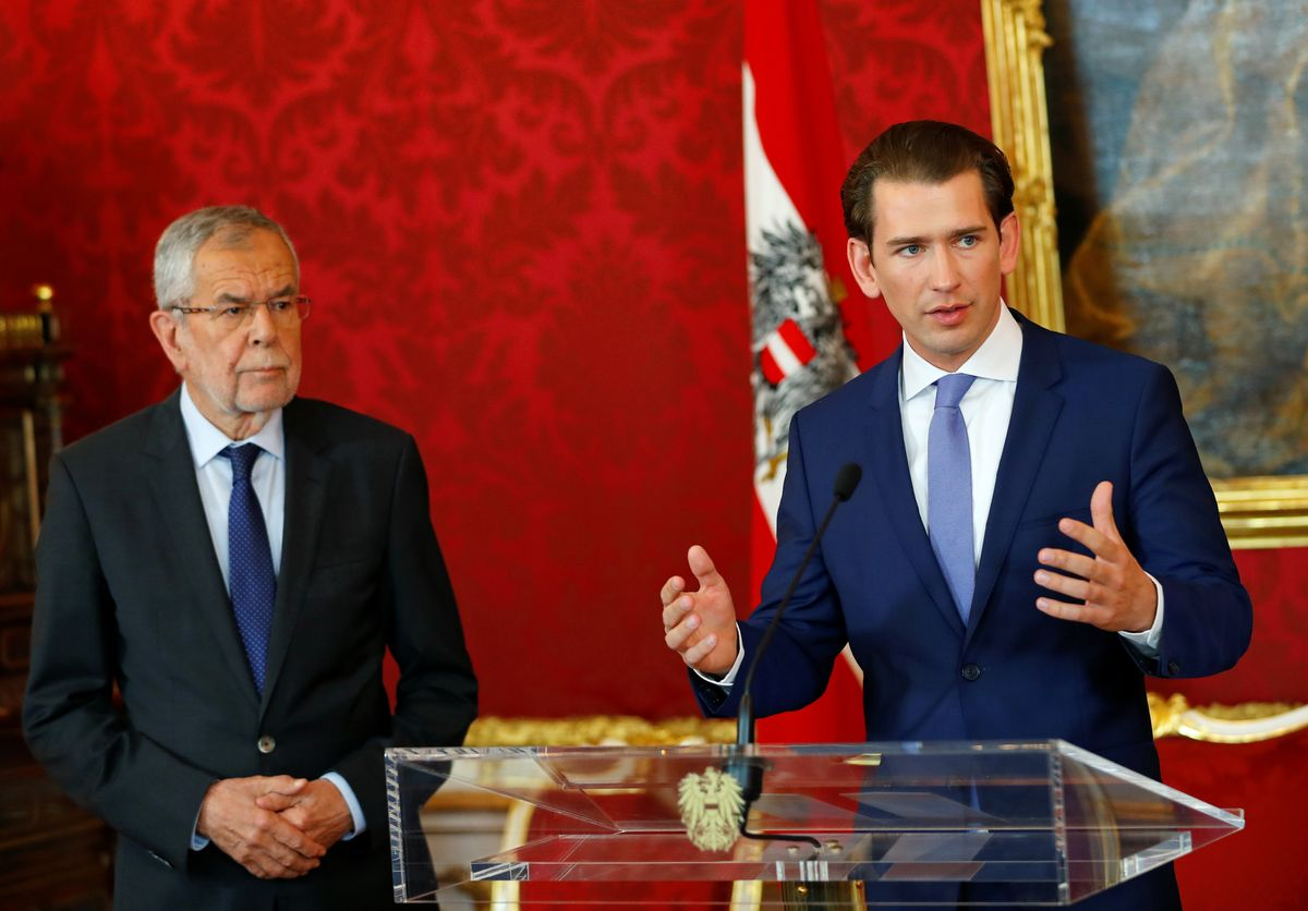 Austria: Don't Get Drunk With Russians in Ibiza, and Other Lessons for Europe