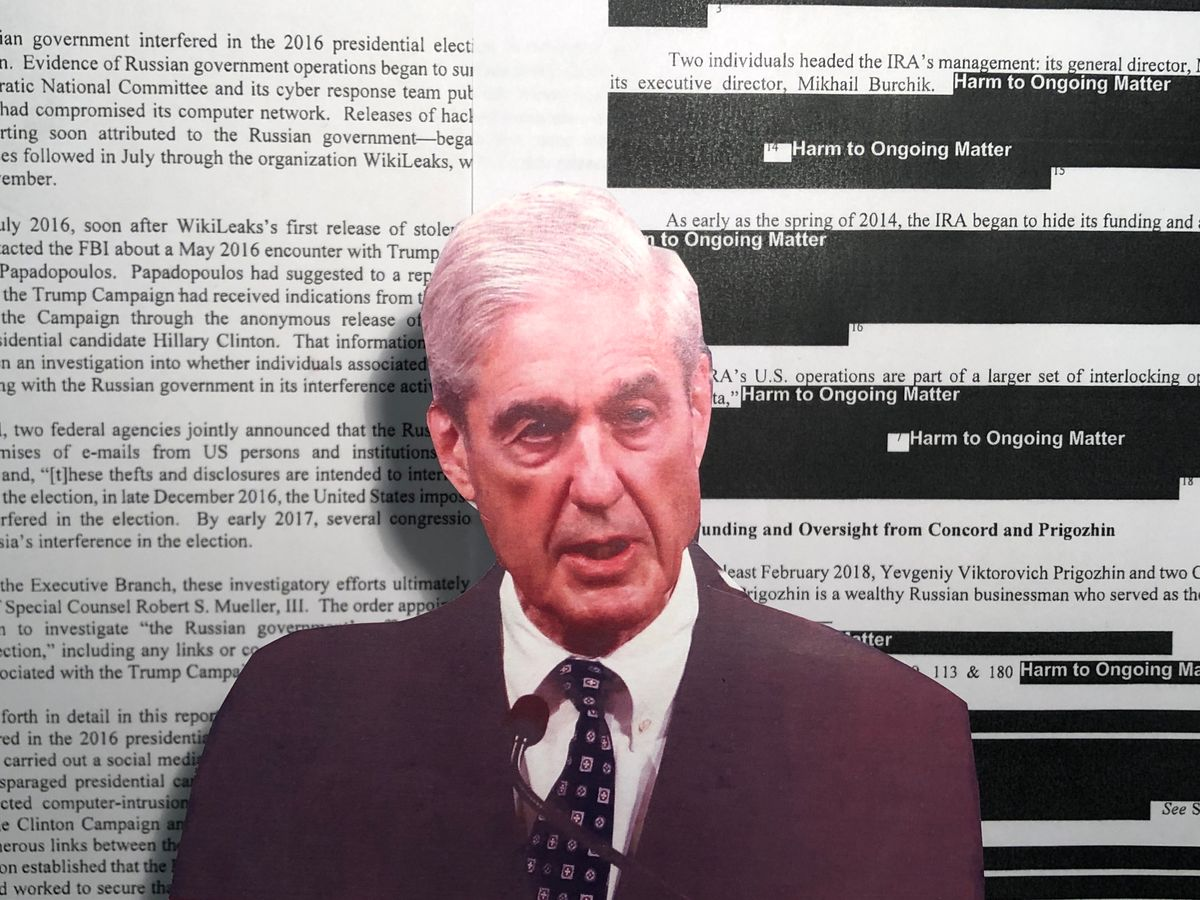Mueller Speaks: Impeachment Spark, or Double-Negative Legacy?