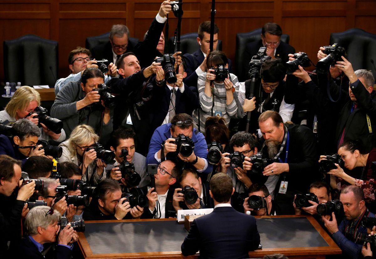 Washington Comes for Big Tech: Gradually and then Suddenly