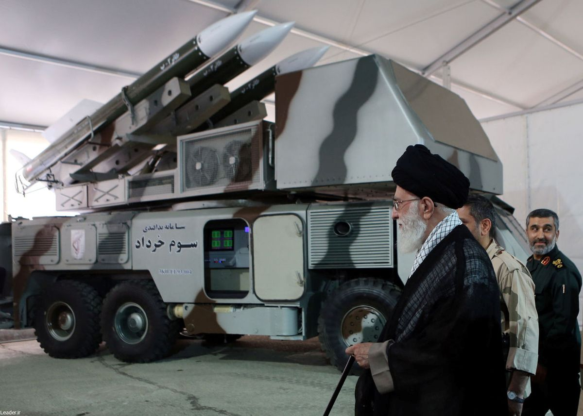 What we're Watching: Trump's Warring Impulses on Iran