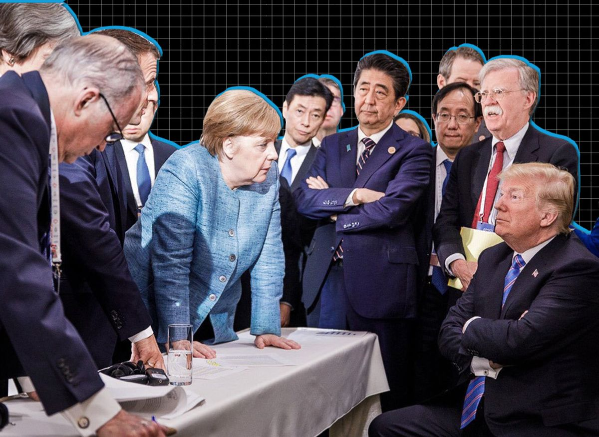 Why the G20 Can't Solve Big Problems
