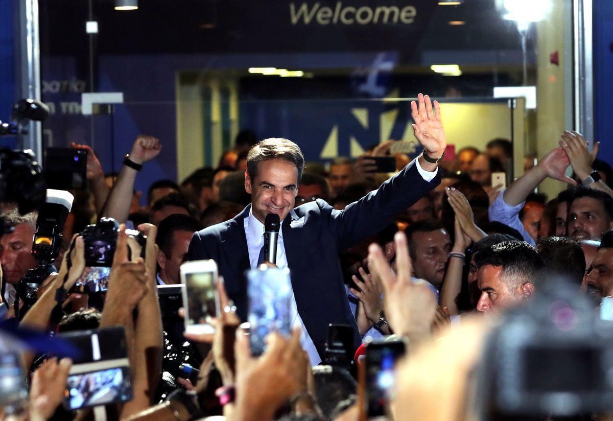 Greece Elections: Call it a Comeback